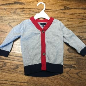 Gap boys 12-18 month cardigan
